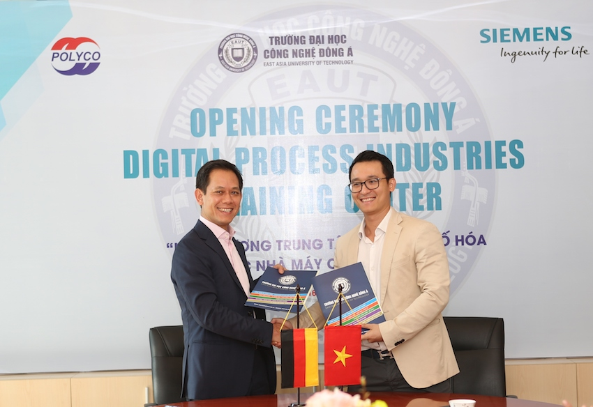 Polyco Group launches Digital Process Industries Training Center powered by Siemens technologies