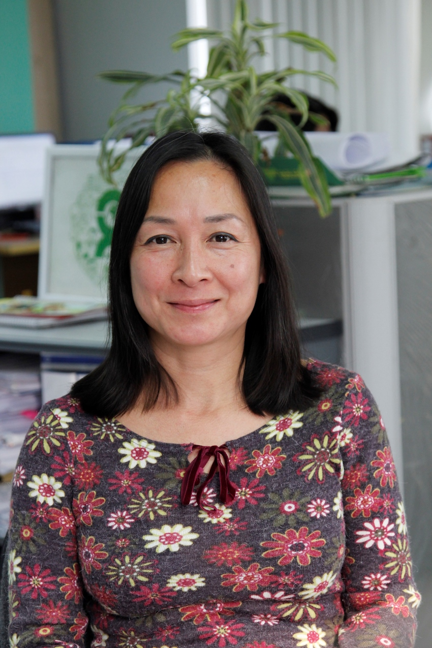Babeth Ngoc Han Lefur, Country Director, Oxfam in Vietnam