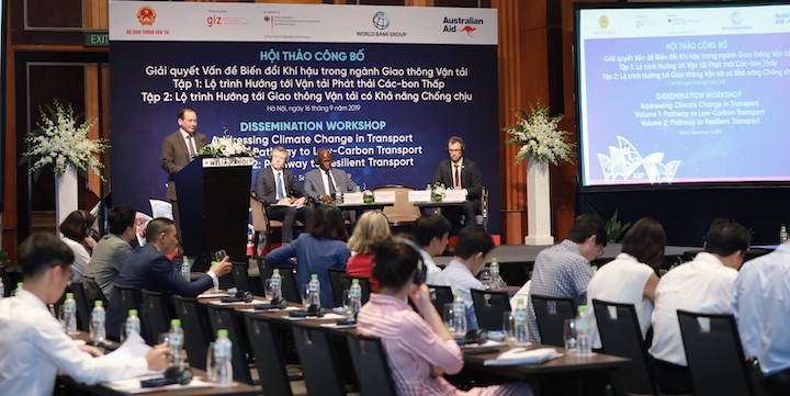 VIETNAM: New Study Offers Pathways To Climate-Smart Transport